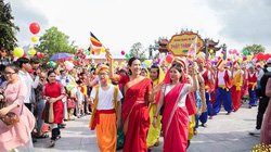 Giáo hội Quảng Ninh nói gì về việc bà Phạm Thị Yến lộng lẫy xuất hiện tại Đại lễ Vesak?