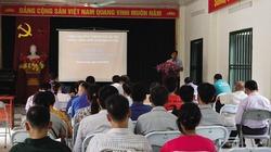 Hà Giang nâng cao kiến thức về xây dựng NTM cho cán bộ cơ sở