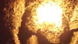 Iran thử tên lửa khổng lồ, quân đội Mỹ báo động