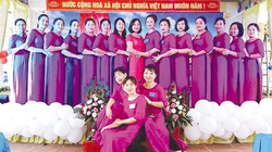Thanh Hóa: Trường mầm non Nga Thủy đã đạt chuẩn quốc gia mức độ II