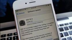 Apple tung bản cập nhật iOS 12.3 trước thềm hội nghị công bố iOS 13