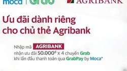 """Chỉ cần thẻ Agribank, ưu đãi hấp dẫn """"băng băng"""" chạy về"""