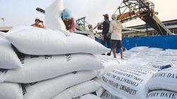 Xuất khẩu gạo 4 tháng đầu năm giảm cả về lượng và giá