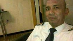 Hành động lạ trong 11 phút của cơ trưởng MH370 trước khi máy bay lao xuống biển?