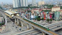 'Đa số các dự án đội vốn rơi vào các dự án đường sắt đô thị'