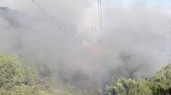 Cháy rừng đe dọa đường dây 500 kV, EVN cần thêm nhiên liệu cho nhiệt điện