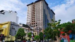 Chủ tịch Hà Nội: Dự án 8B Lê Trực xây dựng sai từ móng, có thể đập cả toà nhà