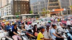 Chất lượng đô thị kém do mất cân đối giữa dân số và hạ tầng