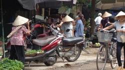 Hà Nội: Vì sao dự án chợ Xuân La chậm triển khai?