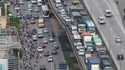 Trình thu phí ô tô vào nội đô Hà Nội từ đường vành đai 3