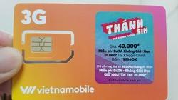Vietnamobile xin dừng triển khai chuyển mạng giữ số