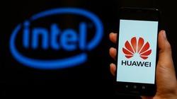 Intel nộp đơn xin giấy phép bán sản phẩm cho Huawei