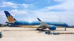 Sắp có wifi trên máy bay Vietnam Airlines