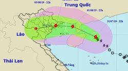 Bão số 3 đổ bộ đất liền trưa mai, trọng tâm Hải Phòng và Quảng Ninh