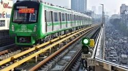 Hoàn thành khối lượng xây dựng tuyến đường sắt Cát Linh - Hà Đông