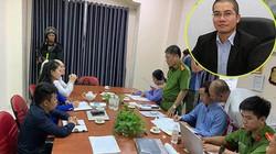 """Chính thức khởi tố """"ông trùm"""" Địa ốc Alibaba Nguyễn Thái Luyện"""