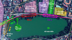 Chủ tịch Nguyễn Đức Chung: Vị trí ga C9 cạnh bờ hồ Gươm là tối ưu