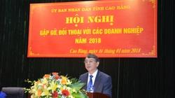 Thông tin tiếp vụ dự án được triển khai trước khi… mở thầu ở Cao Bằng: Chủ tịch UBND tỉnh nói gì?