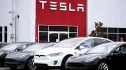 Tesla vượt qua Volkswagen, cán mốc vốn hóa thị trường 100 tỷ USD