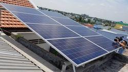Việt Nam sản xuất năng lượng mặt trời vượt Úc