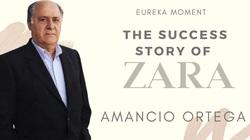 Amancio Ortega: tỷ phú tuổi Tý bí ẩn nhất thế giới