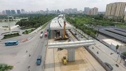 Tuyến vành đai 3 trên cao Mai Dịch – Nam Thăng Long sẽ khai thác vào tháng 12/2020