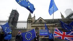 Bước sang 2021, quan hệ Anh - EU sang trang