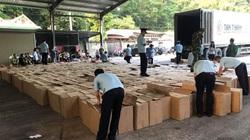 Lạng Sơn: Bắt trên 28 tấn pháo nổ trong năm 2019
