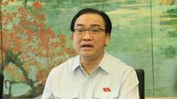 Lý do bí thư Thành uỷ Hà Nội Hoàng Trung Hải bị đề nghị kỷ luật