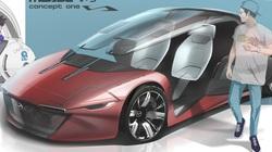 Xe Mazda có công nghệ ai cũng muốn nhìn thấy trên đường phố trong tương lai