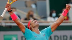 Tiệm cận chiến thắng thứ 100, Nadal gặp Djokovic ở chung kết Roland Garros