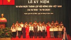 Hội Nông dân TP.Hồ Chí Minh góp tay nâng giá trị sản xuất đạt 550 triệu đồng/ha/năm