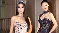 """Thảm đỏ Bán kết Hoa hậu Việt Nam 2020: Trần Tiểu Vy, Kiều Loan... gợi cảm """"đốn tim"""" khán giả"""