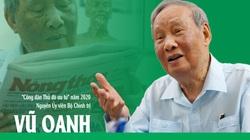 """""""Công dân Thủ đô ưu tú"""" 2020 - Vũ Oanh: Chứng nhân một thời oanh liệt của Hà Nội"""