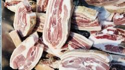 Giá trị nhập khẩu thịt heo tăng hơn 350%