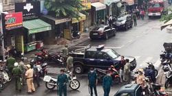 NÓNG: Chi nhánh ngân hàng ở TP.HCM bị một nữ nghi phạm cướp