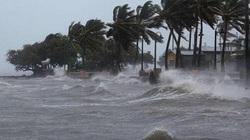 Đêm nay (10/10), áp thấp nhiệt đới sẽ mạnh thành bão hướng vào miền Trung