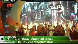Clip: Khán giả thủ đô mãn nhãn với chương trình nghệ thuật Tự hào Việt Nam năm 2020