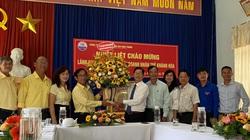 Lãnh đạo tỉnh Khánh Hòa thăm, chúc mừng Công ty Cổ phần Thủy sản 584 Nha Trang