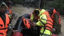 TT-Huế: 2 hồ thượng nguồn sông Hương tăng xả lũ, cảnh báo dân vùng thấp trũng sơ tán