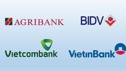 Chính thức có cơ sở pháp lý để tăng vốn cho Agribank, BIDV, Vietcombank, VietinBank
