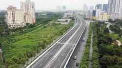 Thông xe đường vành đai 3 trên cao Mai Dịch - cầu Thăng Long trị giá hơn 5.000 tỷ đồng