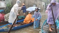 Quảng Nam: 6 người chết và mất tích do bão, lũ
