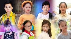 8 gương mặt vàng trong làng nghệ thuật trẻ em