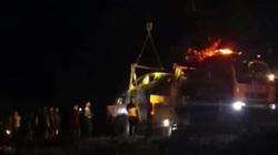 Vụ xe ô tô lao xuống sông Mã khiến 3 người thiệt mạng: Phân định trách nhiệm ra sao?