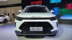 Chỉ hơn 600 triệu, nhưng xe Beijing X7 được trang bị khung gầm cực hiện đại, điều này có thật không?