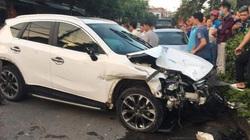 Vụ xe Mazda đâm liên hoàn 10 phương tiện, 1 người chết ở Hà Nội: Tài xế 18 tuổi khai gì?