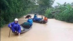 Quảng Trị: Lũ lên nhanh, giao thông tê liệt, 7 người chết, 6 người mất tích, nhiều nơi bị cô lập