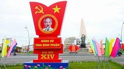 Khai mạc Đại hội Đảng bộ tỉnh Bình Thuận lần thứ XIV: Số lượng tỉnh ủy viên giảm 5%
