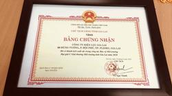 PC Gia Lai đoạt giải ba giải thưởng môi trường tỉnh Gia Lai năm 2020